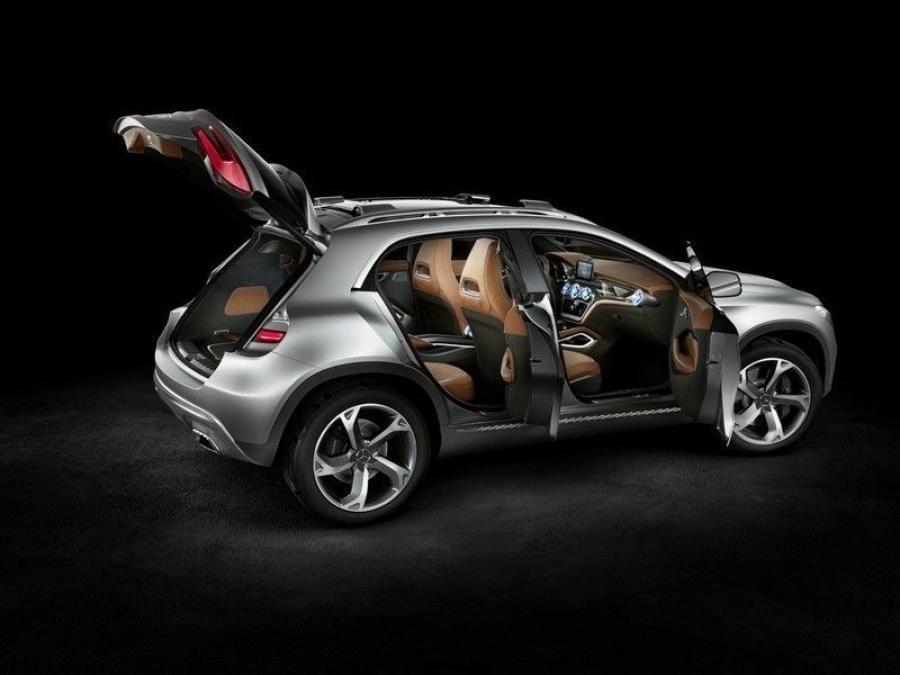 Mercedes-Benz GLA Edition 1 2014 (3)