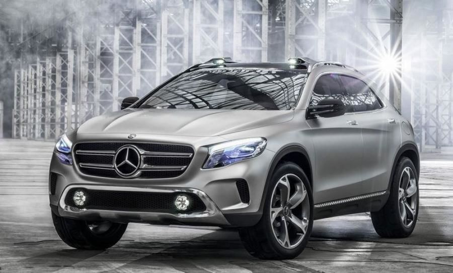 Mercedes-Benz GLA Edition 1 2014 (1)