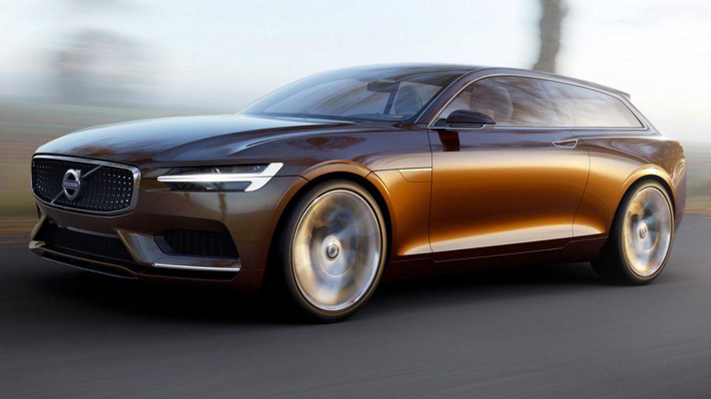 Volvo представит Concept Estate на Женевском автосалоне (1)