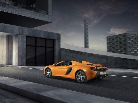 McLaren 650S Spider представлен в Женеве (2)