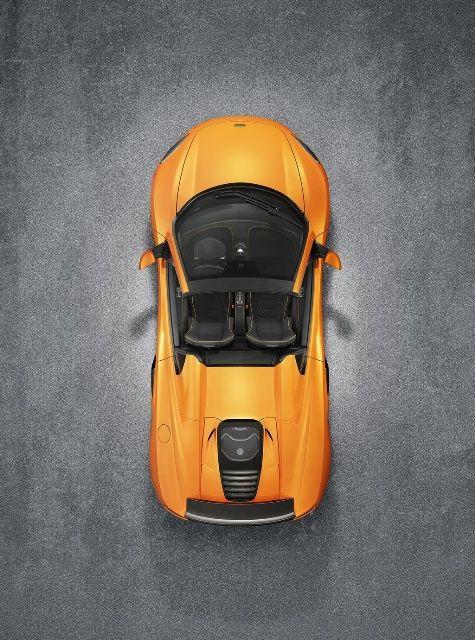 McLaren 650S Spider представлен в Женеве (1)