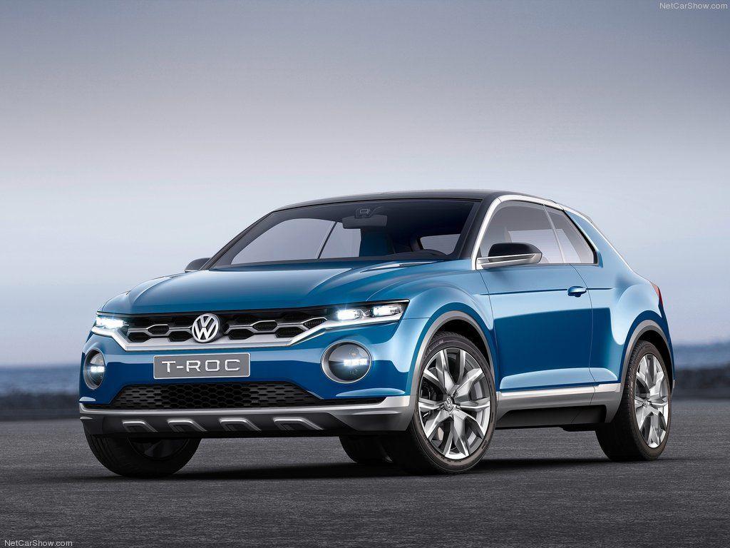 Volkswagen T-ROC Concept 2014 (4)