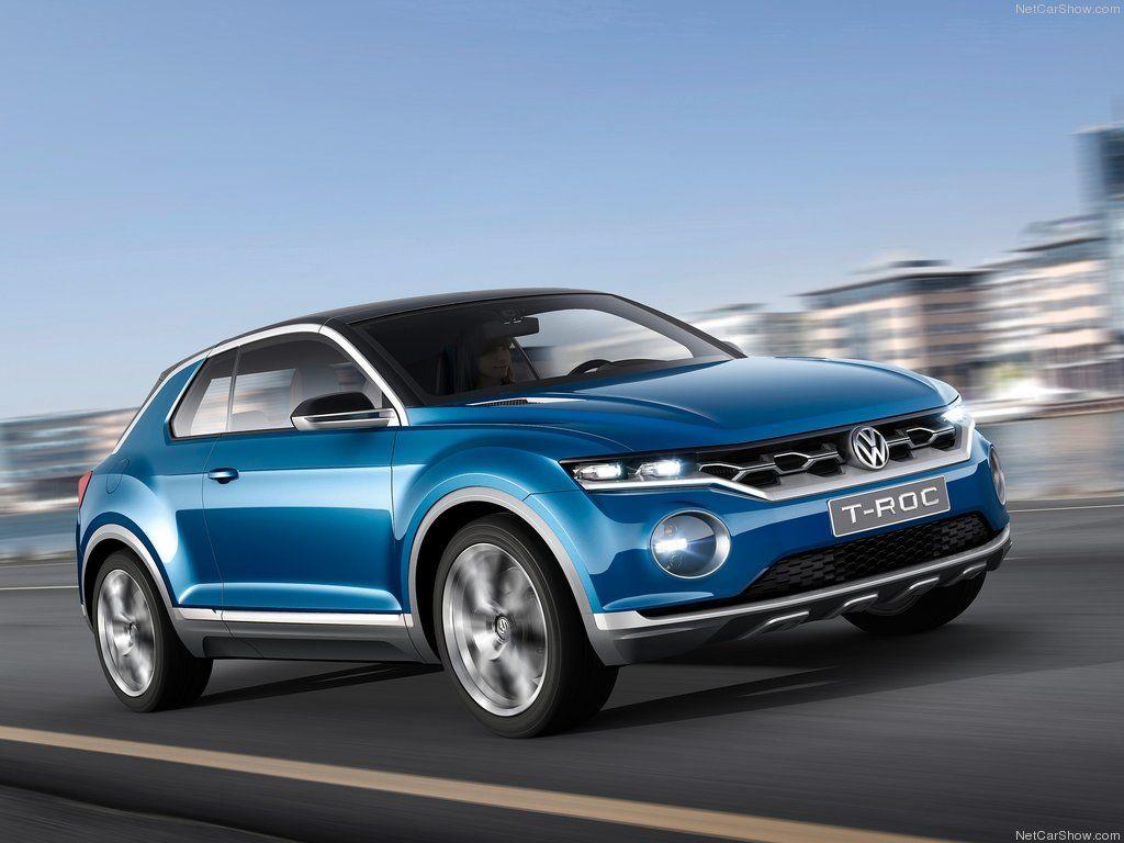 Volkswagen T-ROC Concept 2014 (3)
