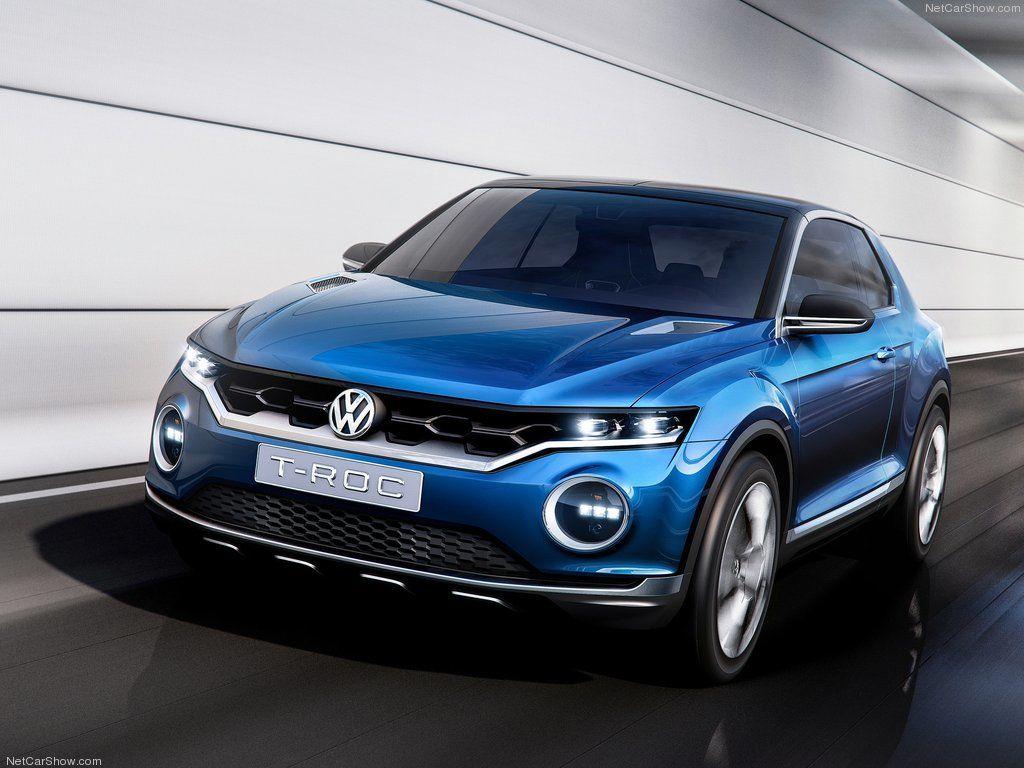 Volkswagen T-ROC Concept 2014 (2)