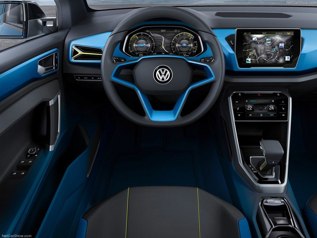 Volkswagen T-ROC Concept 2014 (1)