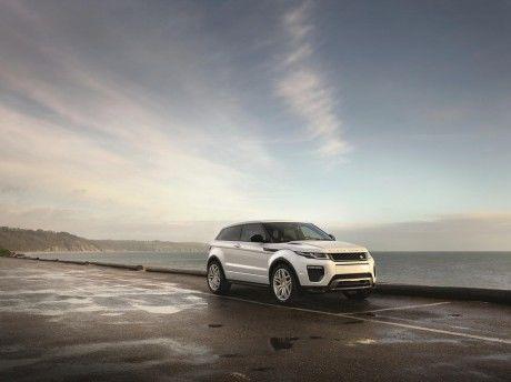 Обновленный Range Rover Evoque 2015