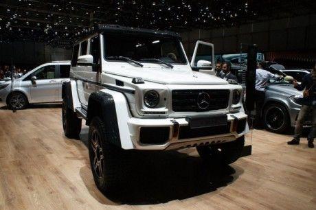 Mercedes-Benz Mercedes-Benz G500 4x4