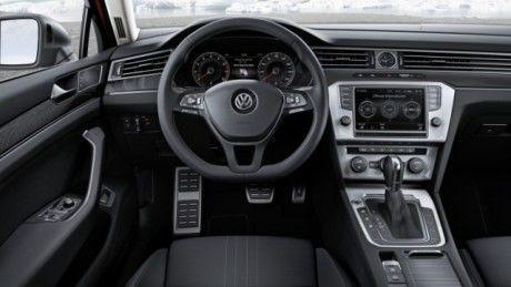 Volkswagen Passat Alltrack цены на 2015 год