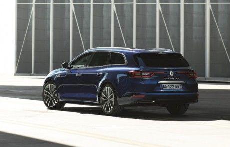 Renault Talisman Estate 2016, фото