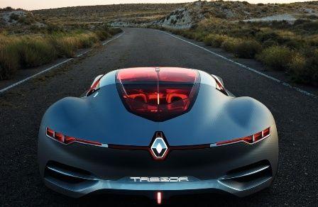 Концепция Renault Trezor 2017