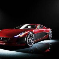 Франкфуртский автосалон 2011: Rimac Concept One