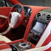Новый Bentley Continental GT 2012 глазами Mansory