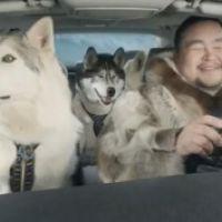 Рекламное видео Suzuki Kizashi AWD для  Super Bowl 2012