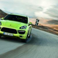 Porsche Cayenne GTS 2013 года, фото и  видео