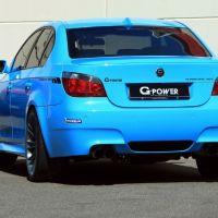 G-Power: тюнинг BMW G Power M5 Hurricane RR