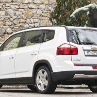 Chevrolet Orlando – уникальный MPV!