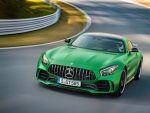 Mercedes-AMG GT R 2017. Официальные фотографии и подробности