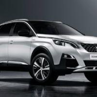 Peugeot 3008 2017  стал автомобилем года!
